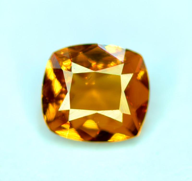 0.60 Carats Extremely Rare Clinohumite Gemstone