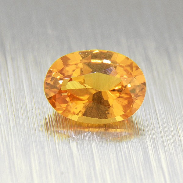 Natural Spessartite Garnet/ Fanta Garnet, untreated 1.08ct (01598)