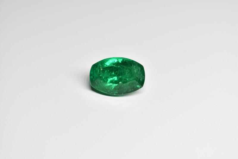 7.07 Carat Vivid Green  (AGL Certified) AFGHAN (Panjshir) Emerald!