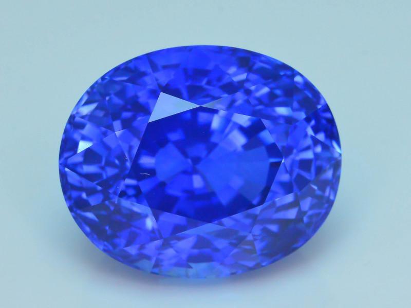 AAA Cornflower Blue Sapphire 24.30 ct Sri Lanka