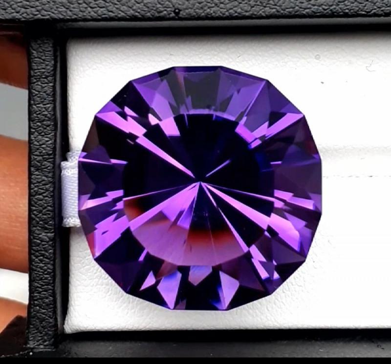Amethyst, 48.35 Cts Natural Top Color & Cut Amethyst Gemstones