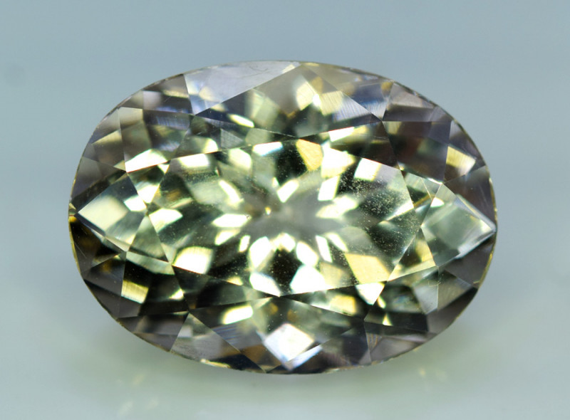 Topaz, 29.30 Carats Top Quality Beautiful Cut Sherry Topaz Gemstone