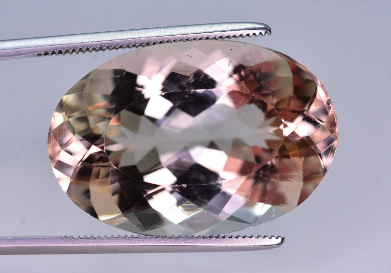 Untreated 20.80 Ct Natural Himalayan Topaz