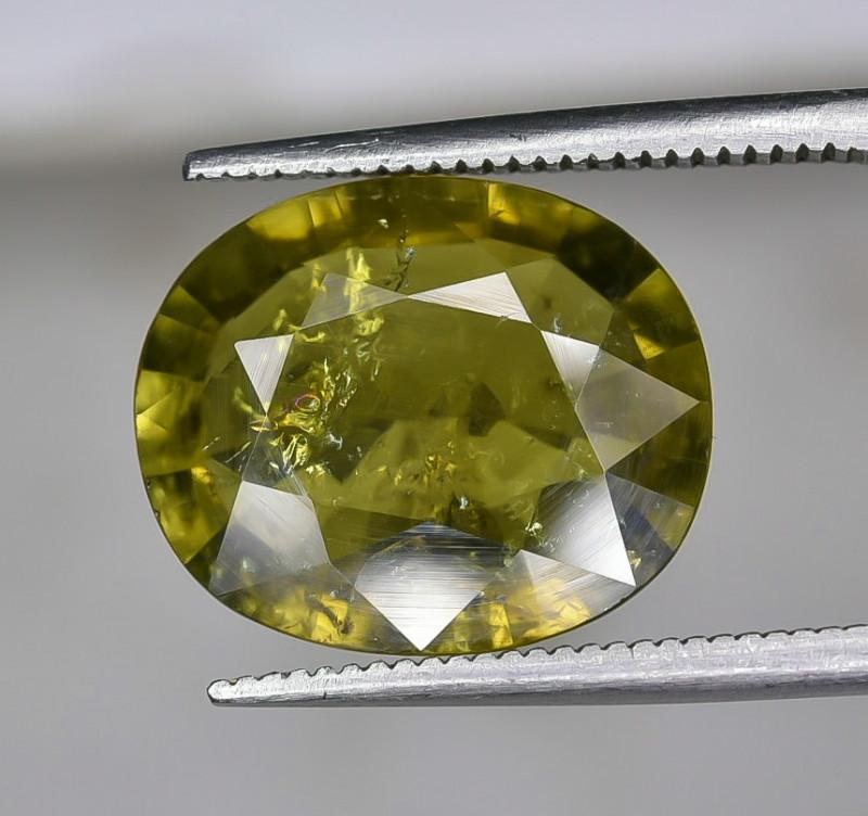 6.72 Crt Certified Paraiba Tourmaline Faceted Gemstone