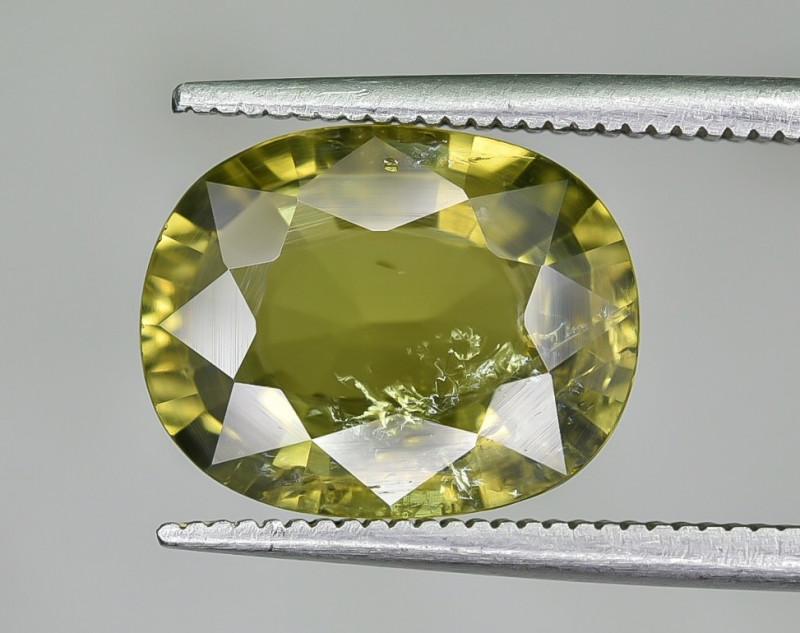 5.02 Crt Certified Paraiba Tourmaline Faceted Gemstone