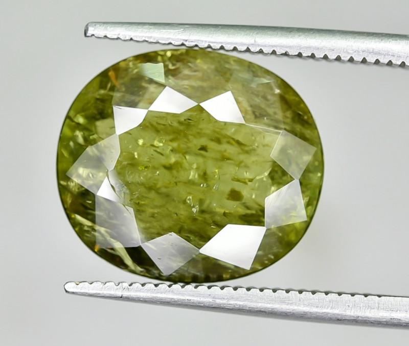 5.79 Crt Certified Paraiba Tourmaline Faceted Gemstone