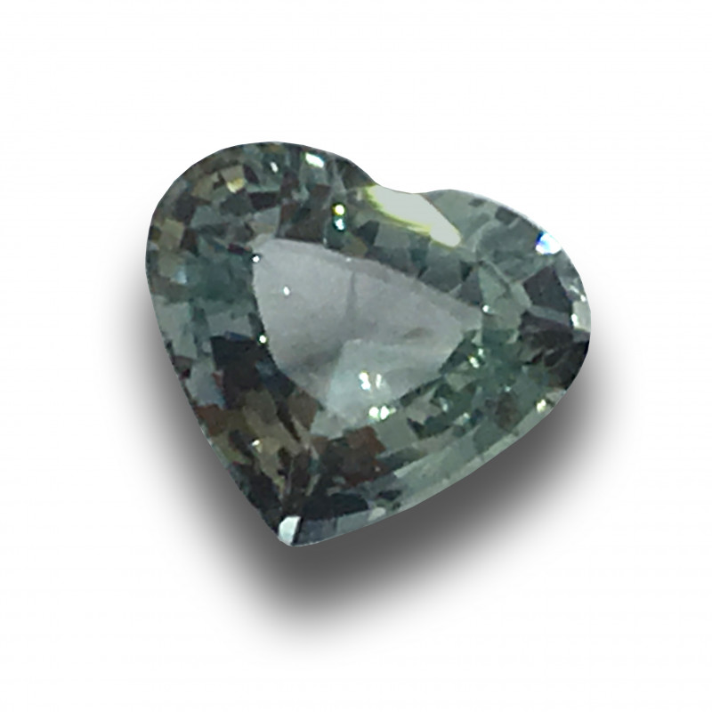 Natural green Sapphire |Loose Gemstone| Sri Lanka-New