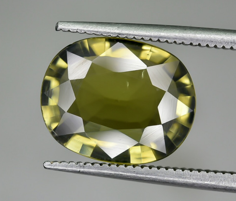 4.04 Crt Certified Paraiba Tourmaline Faceted Gemstone