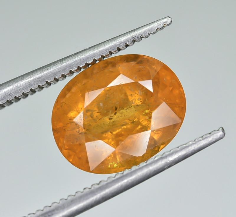 4.63 Crt Natural Spessartite Garnet faceted Gemstone AB(24)