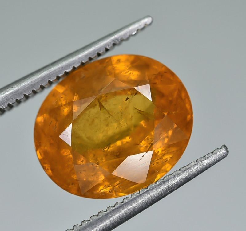 5.66 Crt Natural Spessartite Garnet faceted Gemstone AB(24)