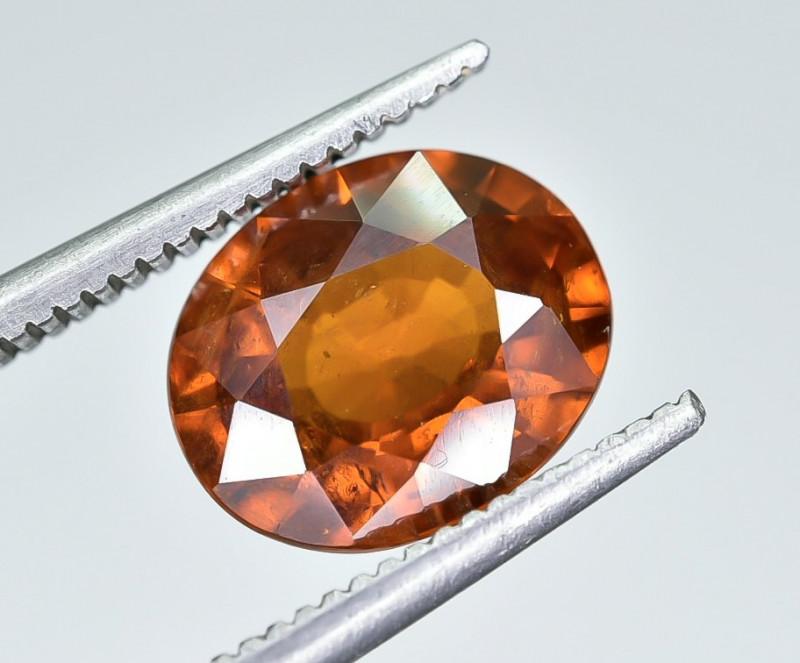 2.74 Crt Natural Spessartite Garnet faceted Gemstone AB(24)