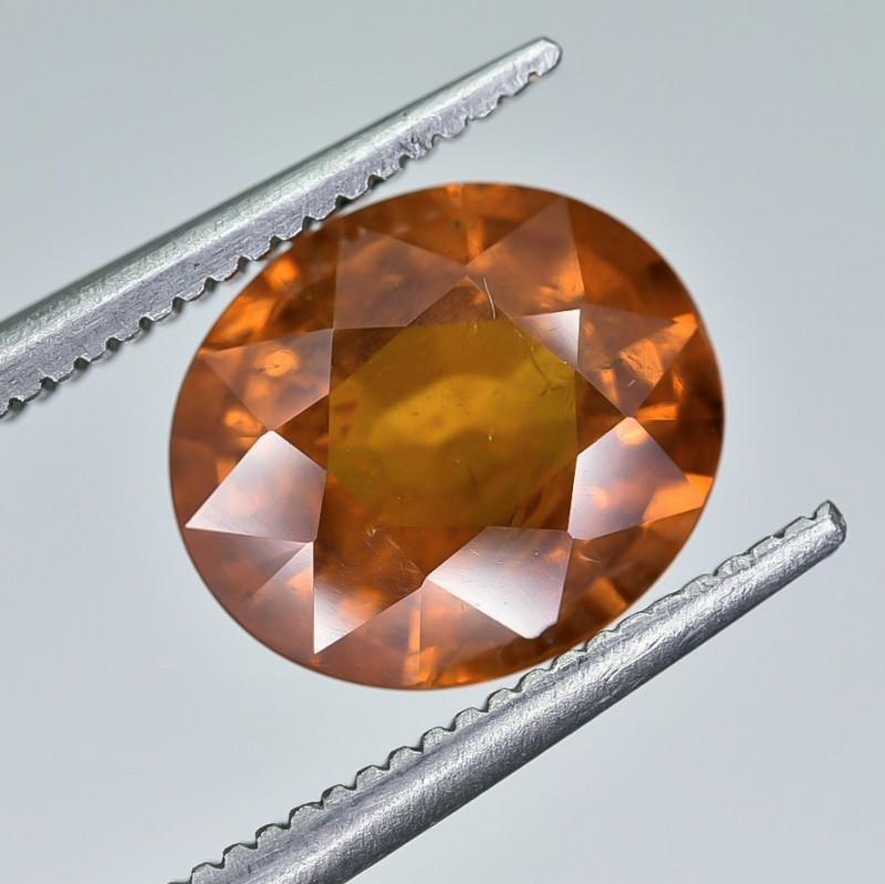 3.58 Crt Natural Spessartite Garnet faceted Gemstone AB(24)