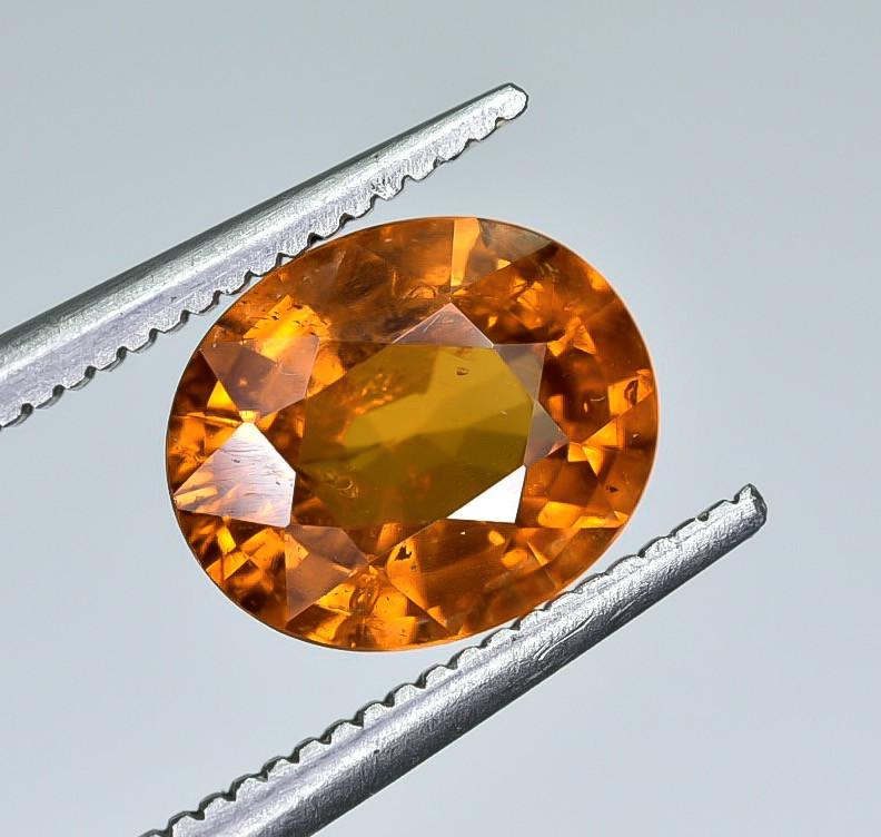 2.64 Crt Natural Spessartite Garnet faceted Gemstone AB(24)