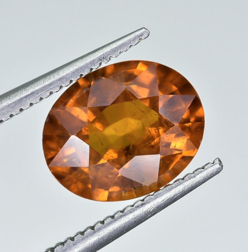 3.14 Crt Natural Spessartite Garnet faceted Gemstone AB(24)