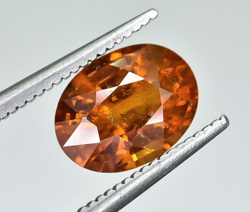 2.77 Crt Natural Spessartite Garnet faceted Gemstone AB(24)