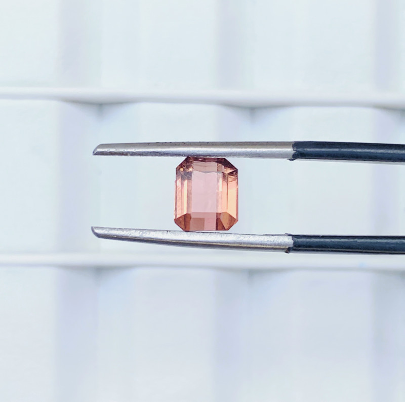 1.3 CARATS NATURAL PINK TOURMALINE CUT STONE FROM AFGHANISTAN
