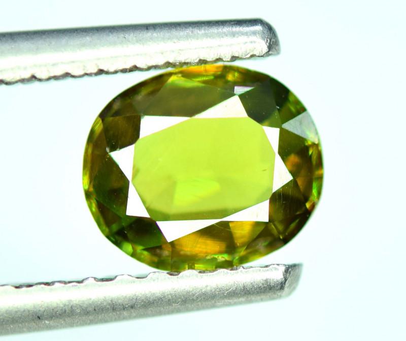 1.00 Carats Sphene Gemstone