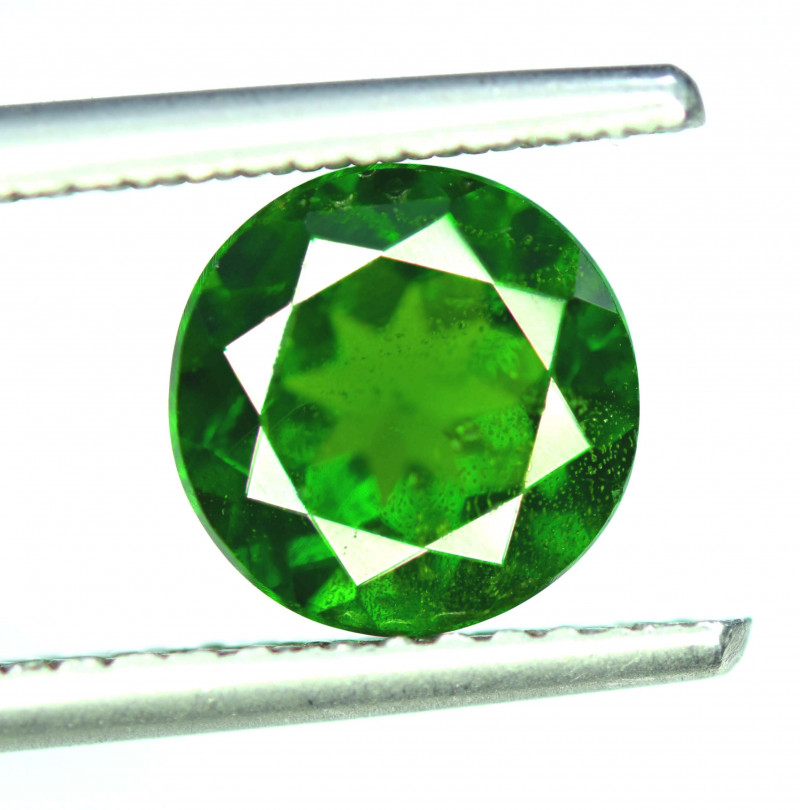 3.30 CTS NATURAL UNHEAT GENUINE LUSTROUS CHROME DIOPSIDE