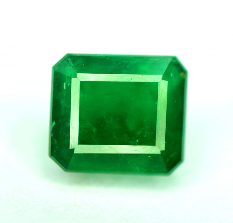 1.20 Carats Natural Rare Swat deep color Emerald gemstone From Pakistan
