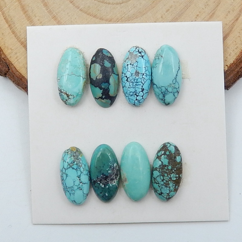 11cts Tiny Turquoise ,Handmade Gemstone ,Turquoise Cabochons ,Lucky Stone D