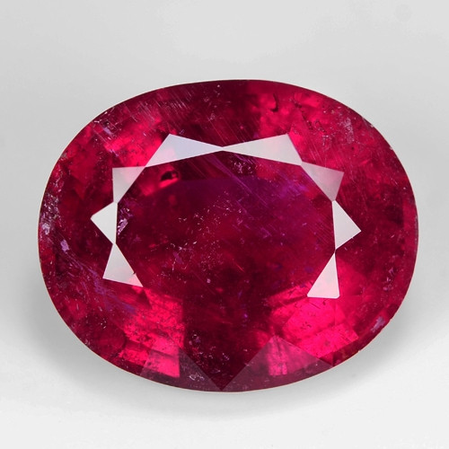 10.50 Cts UNHEATED PINK COLOR NATURAL RUBELLITE LOOSE GEMSTONE