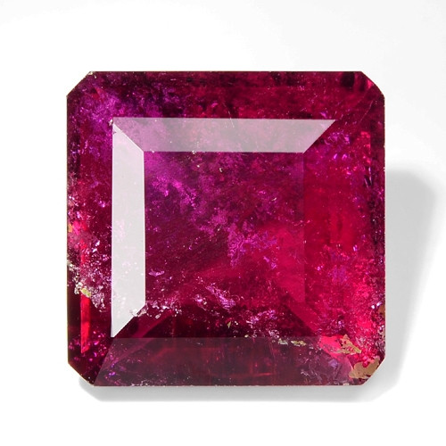 8.21 Cts Unheated Pink Color Natural Rubellite Loose Gemstone