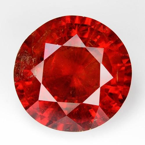 10.22 Cts Natural Fanta Orange Red Spessartite Garnet Gemstone