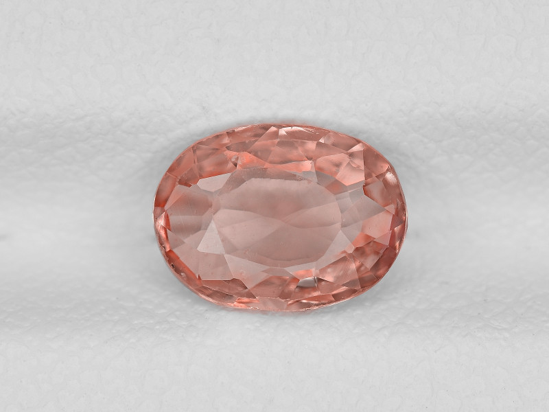 Padparadscha Sapphire, 1.38ct - Mined in Madagascar | Certified by GIA