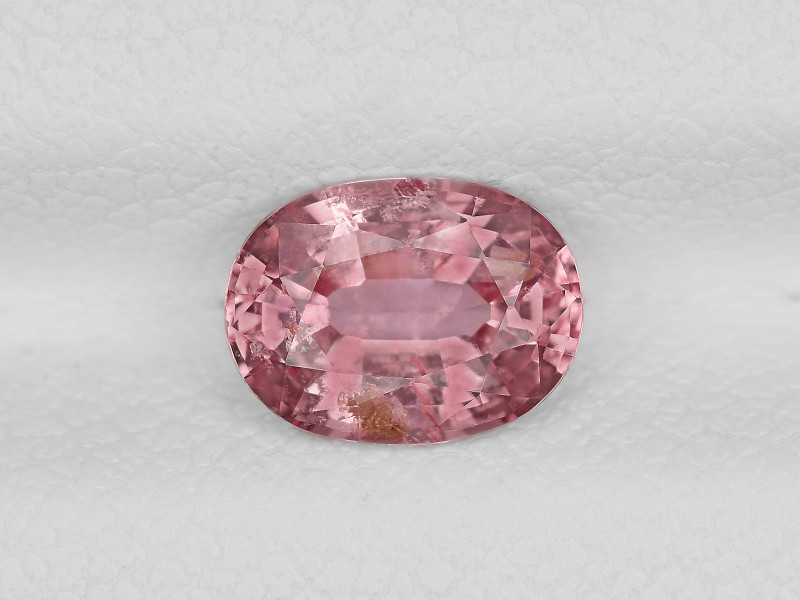 Padparadscha Sapphire, 1.21ct - Mined in Madagascar | Certified by GIA