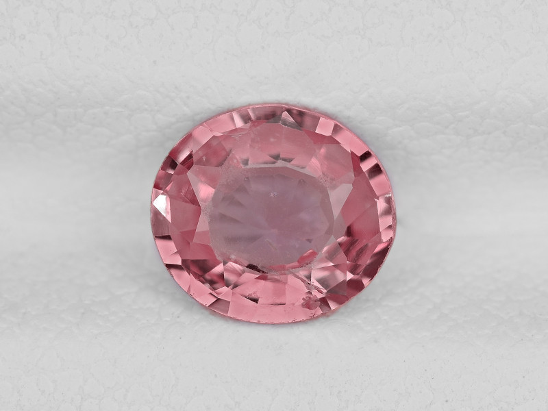 Padparadscha Sapphire, 1.09ct - Mined in Madagascar   Certified by GIA