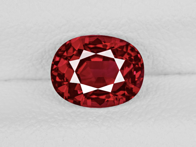 Ruby, 1.08ct - Mined in Burma | Certified by GRS