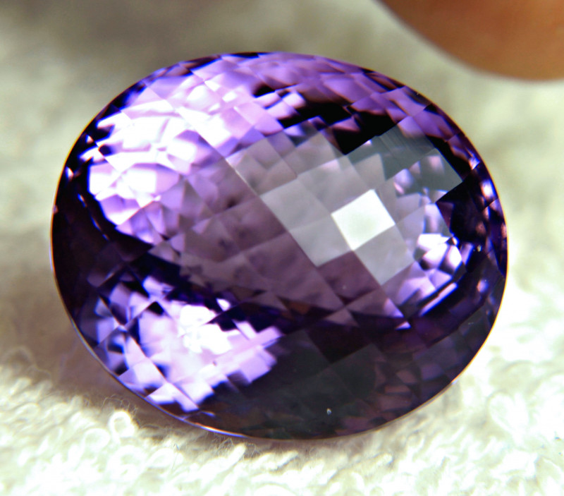 51.71 Carat Brazilian Purple VVS Amethyst - Gorgeous