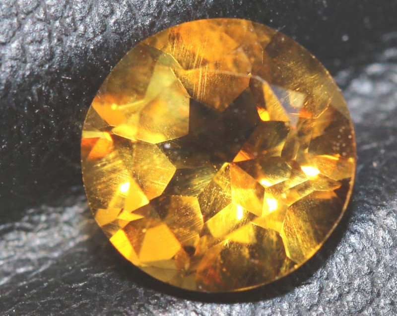 1.67-CTS CITRINE NATURAL FACETED CG-2653