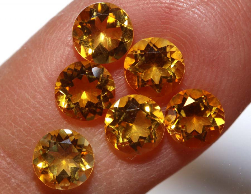 2.80-CTS CITRINE NATURAL FACETED  PARCEL CG-2659