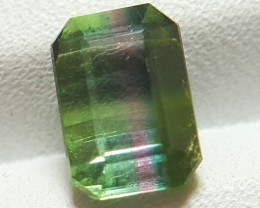 #218 2.46CT BI-COLOR UNTREATED