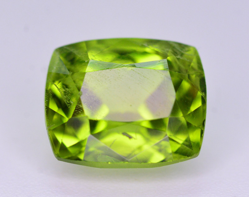 Top Color 4.35 Ct Natural Himalayan Peridot