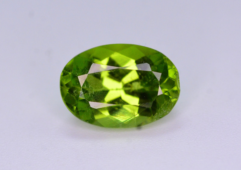 Top Color 3.40 Ct Natural Himalayan Peridot