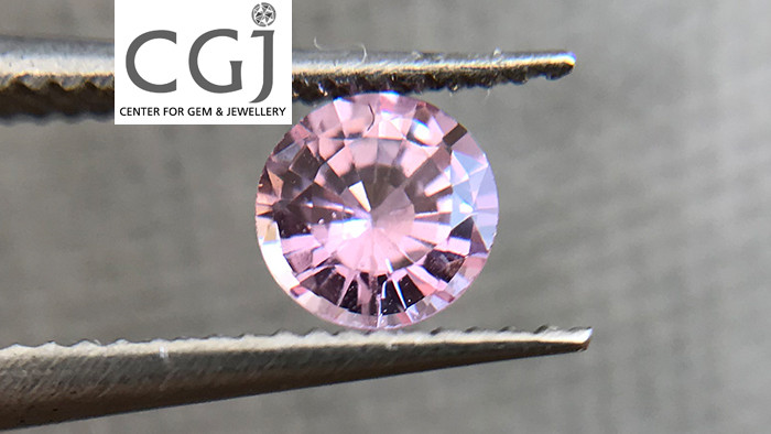 Certified  - 0.33ct - Untreated Pink Sapphire