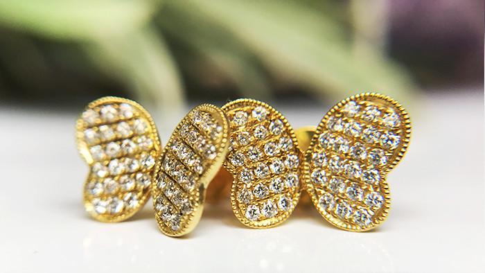 0.50 ct Diamond Earrings