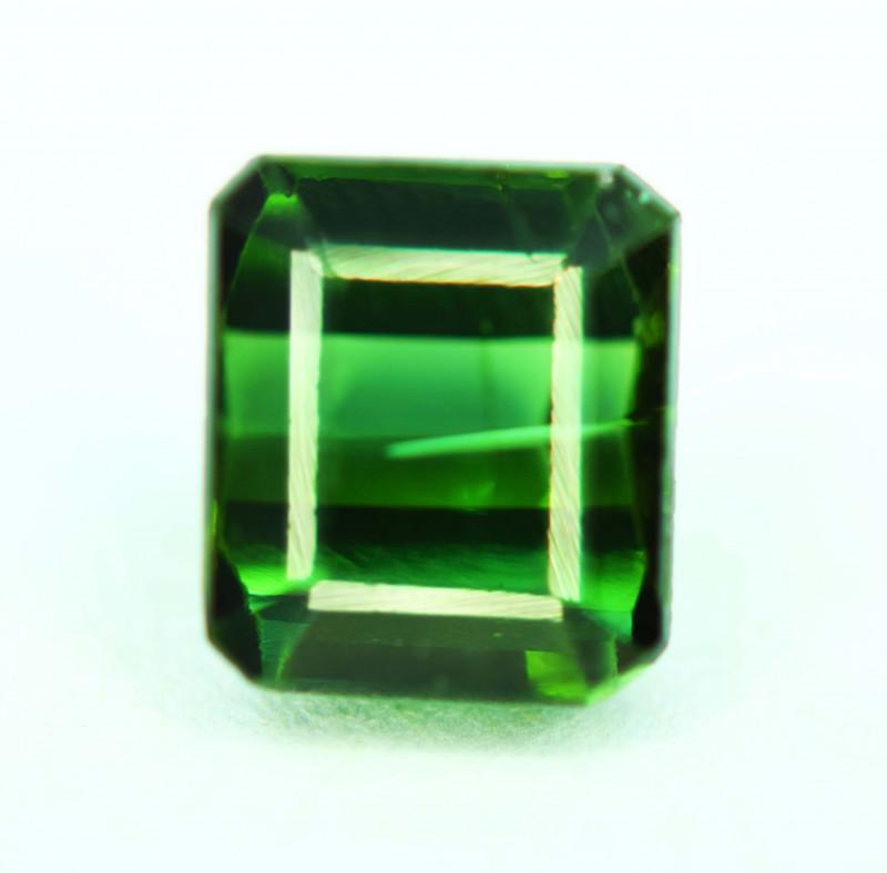 2.15 CT Top Quality Emerald Green Color  NaturalTourmaline Gemston