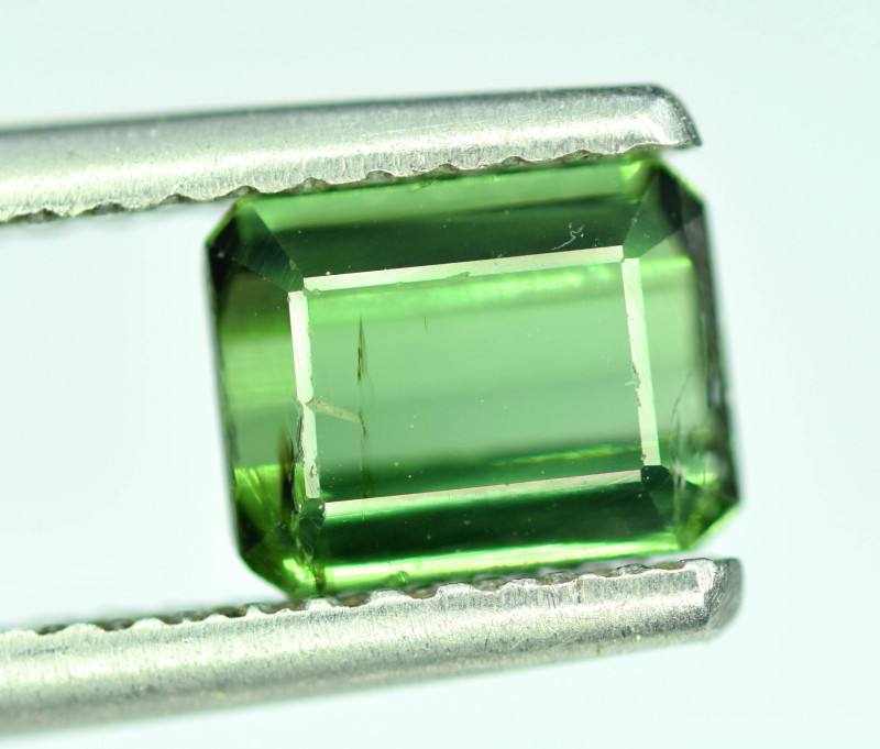 1.95 CT Top Quality Neon Green Natural Tourmaline Gemstone