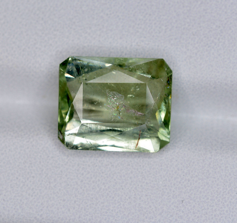 AIG Cert~ 4.72 Ct Natural Paraiba Tourmaline