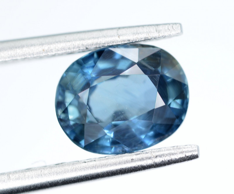 Superb Color 2.33 Ct Unheated Sapphire