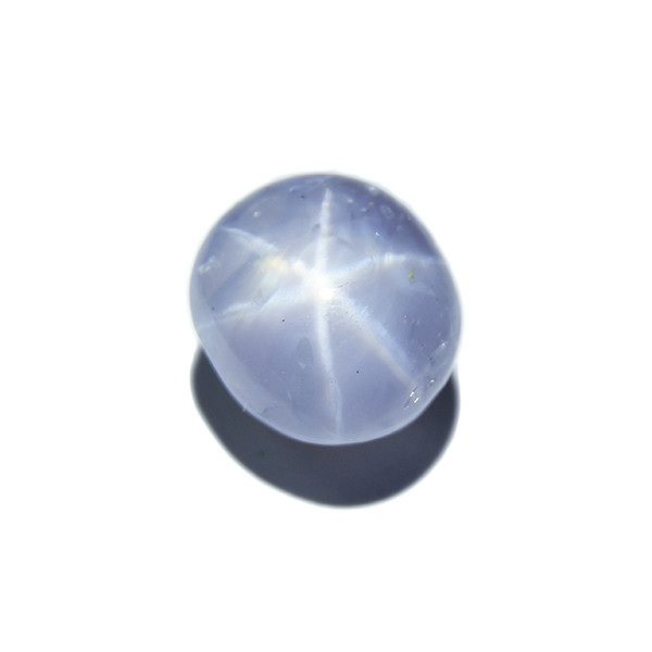 BIG Light Blue Star Sapphire 5.23ct (00479)