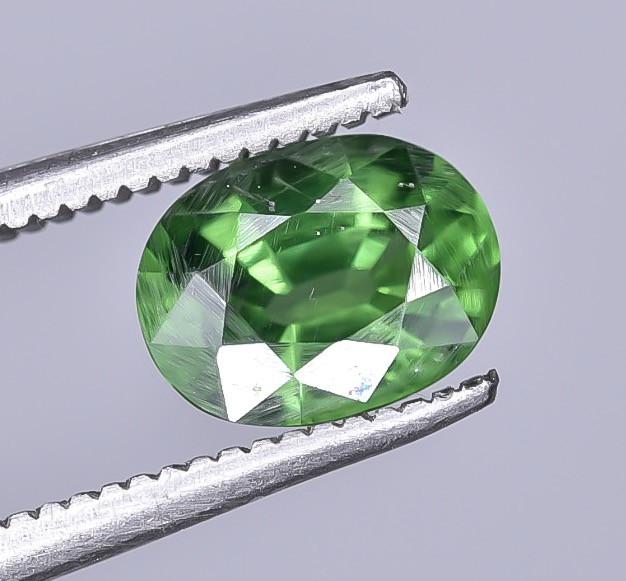 1.65 Crt Certified Natural Zircon  Faceted Gemstone.