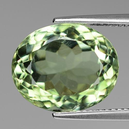 9.84 Ct Natural Prasiolite Top Quality Gemstone. PL 02
