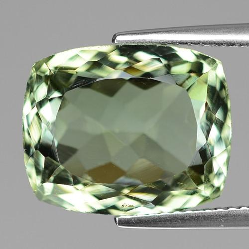 11.42 Ct Natural Prasiolite Top Quality Gemstone. PL 07