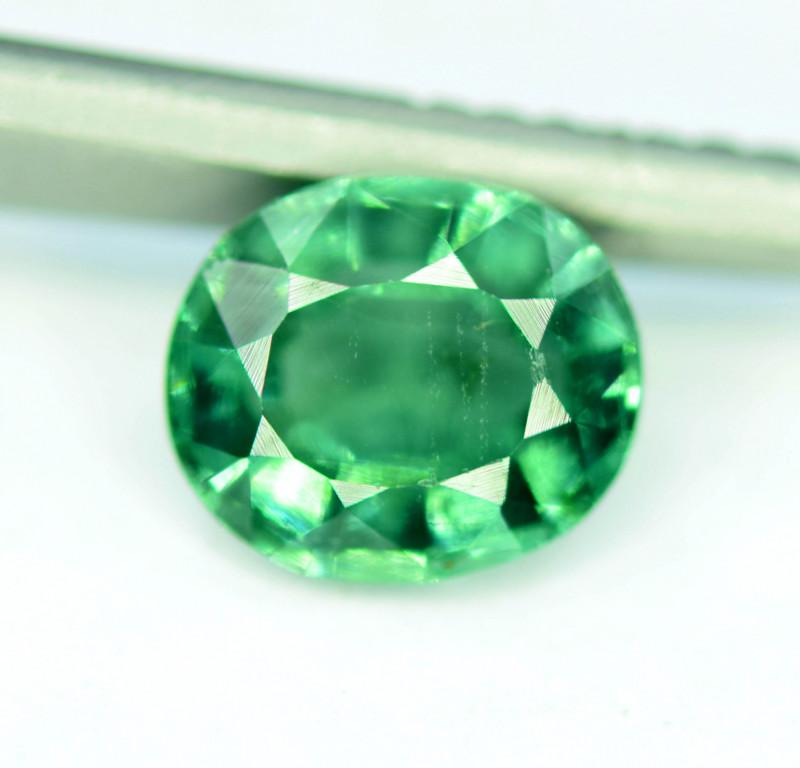 1.65 Carats Paraiba Color Tourmaline Gemstone