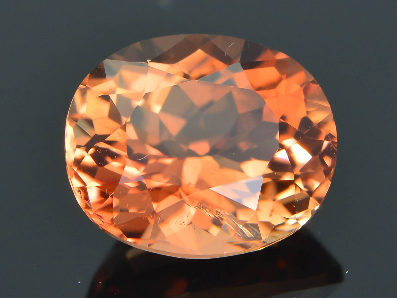 AAA Grade Andesine 2.78 ct Lovely Color sku 6