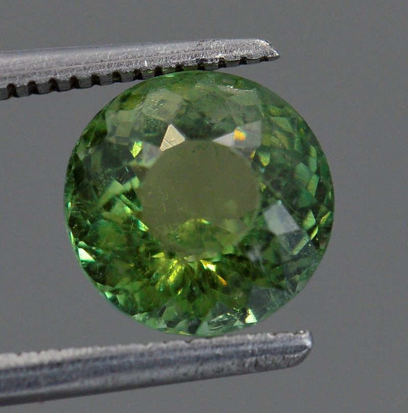 2.62 Ct Green Apatite ~ Awesome Color and Luster ~ GA6